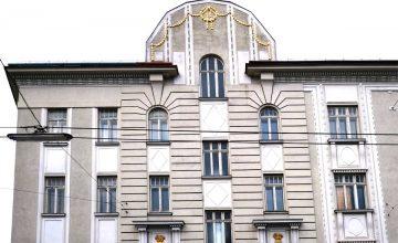 Neuvergoldung Hausfassade Wattgasse 20 in Wien